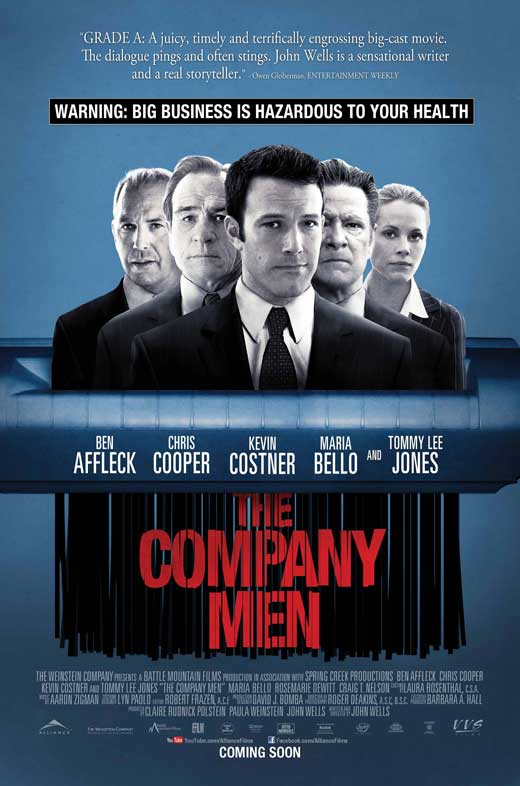 The company men (Hombres de negocios) (2010) Español Latino