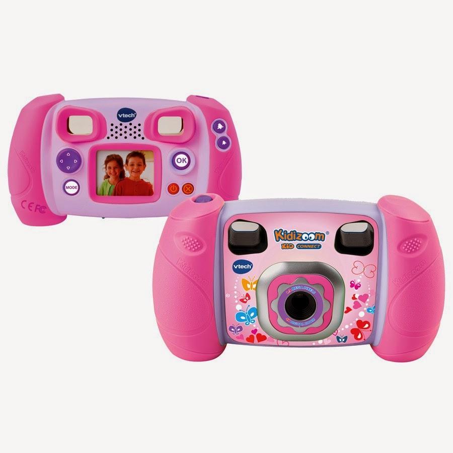 Choisir un appareil photo pour un enfant