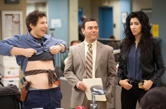 Los policías de Brooklyn Nine-Nine, lo mejor de la serie