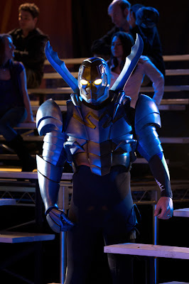 "Smallville - ""Booster"" - Jaden Brandt Bartlett as the Blue Beetle"