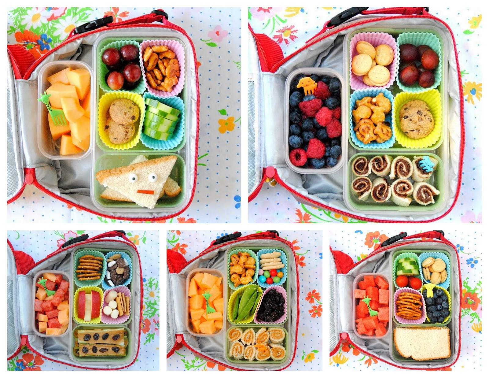 a pretty cool life bento school lunch week 1. Black Bedroom Furniture Sets. Home Design Ideas