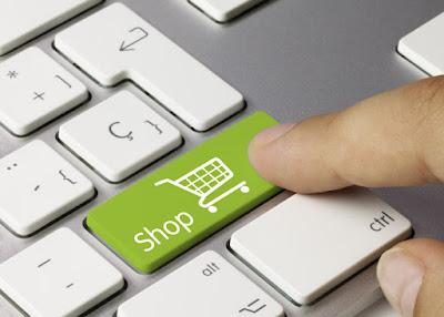 Comprando productos en línea