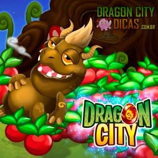 Comida - Alimentar - Dragões - Dragon City