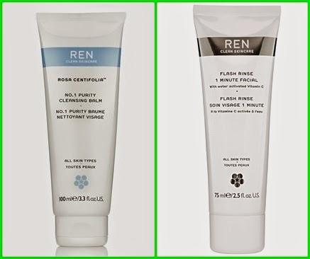 Ren Skincare'ren Flash Rinse 1 Minute Facial