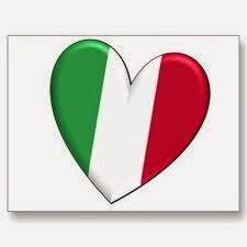 Уроки итальянского, семья, глаголы
