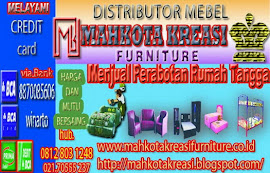 DISTRIBUTOR MAHKOTA KREASI  FURNITURE