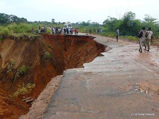 Reisen Afrika Demokratische Republik Kongo Piste
