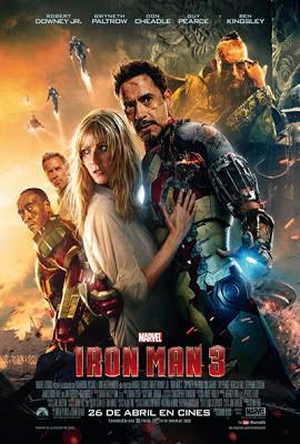 iron man 3 20578 Iron Man 3 (Ironman 3) Español Latino
