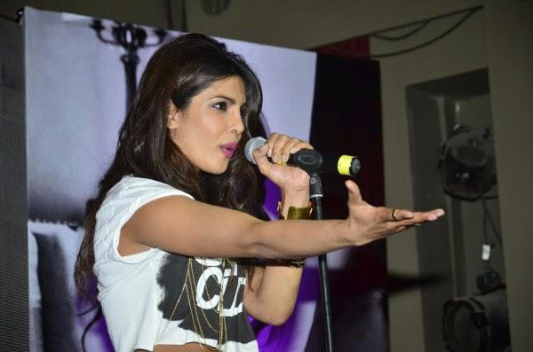 Priyanka Chopra launch new album