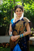 Sheena Shahabadi Latest Photos in saree-thumbnail-16