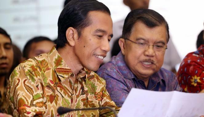 Dukungan publik untuk Jokowi, Kalla tetap tinggi