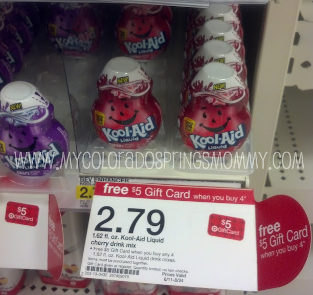 My Colorado Springs Mommy: Target: Great Deals On Mio