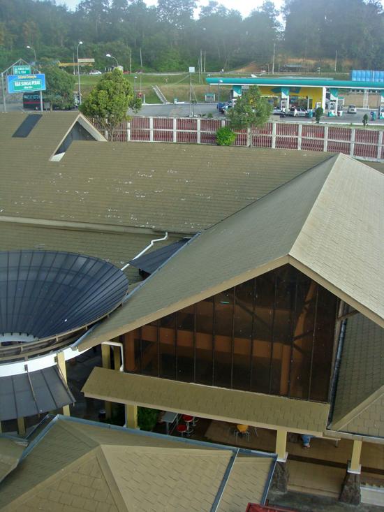 Sungai Perak's rainwater harvesting system