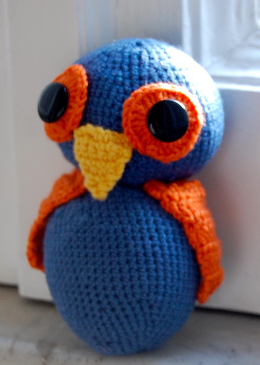 Amigurumi Eyes Australia : Owl Amigurumi What Do I Do?