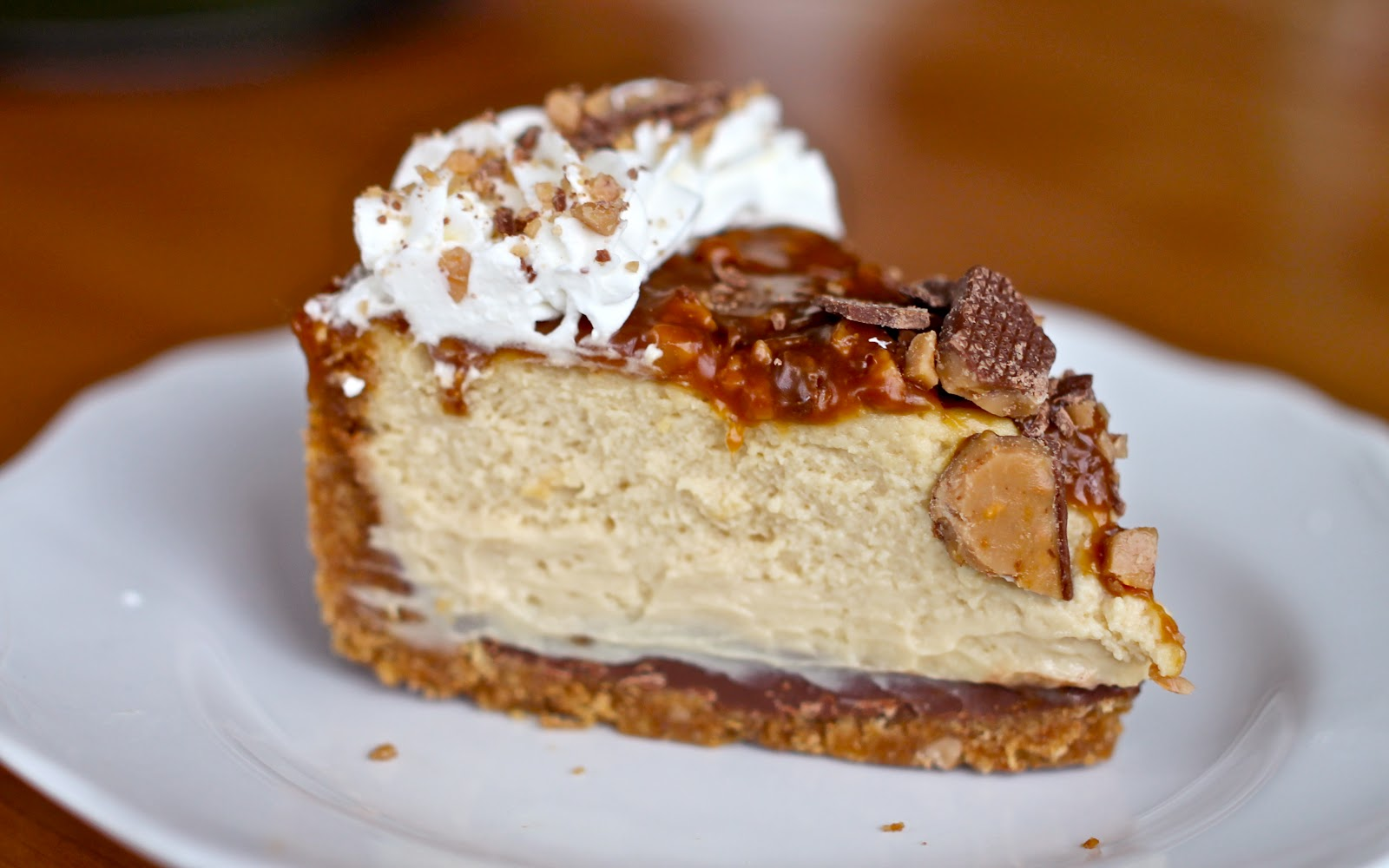 Mini Toffee Crunch Cheesecakes Recipes — Dishmaps