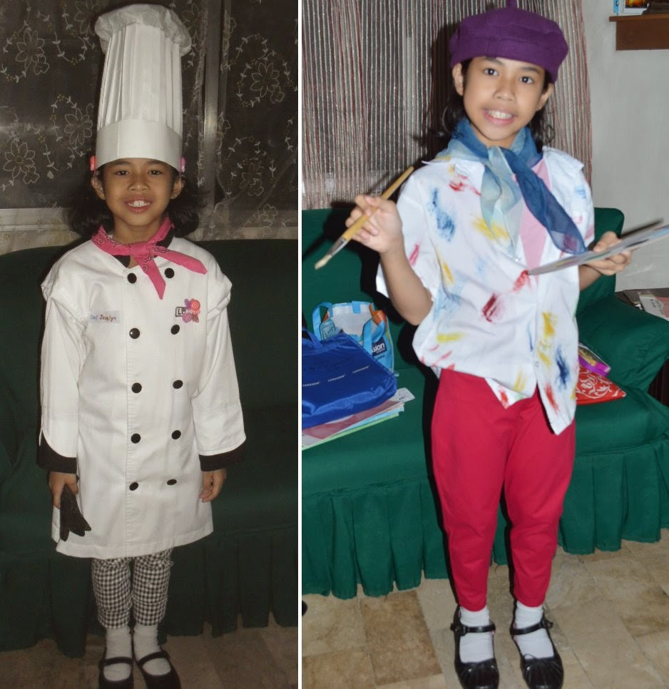 Career Dress-Up Costume Ideas  sc 1 st  Our Schooling Experience : costume day ideas  - Germanpascual.Com