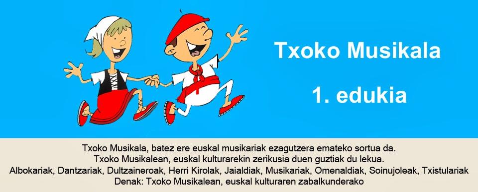 Txoko Musikala