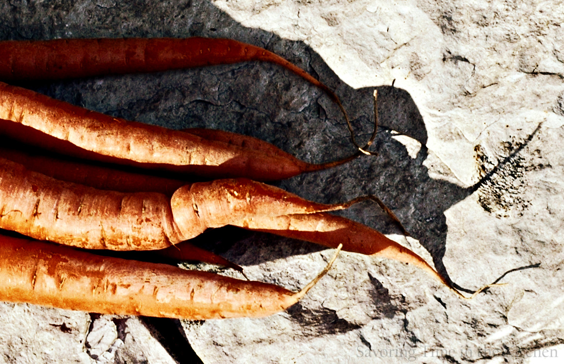 Savoring Time in the Kitchen: Maple-Roasted Carrots and ...