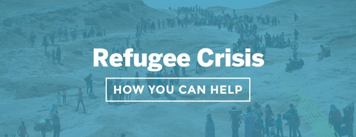Helping Refugees