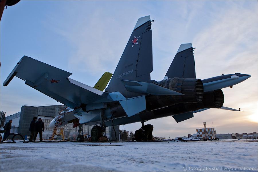 Rusia: Surge el Su-30 Biplaza [Mega Imágenes]