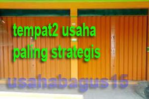 Tempat Yang Paling Strategis Untuk Usaha 5 Tempat Yang Paling Strategis Untuk Usaha