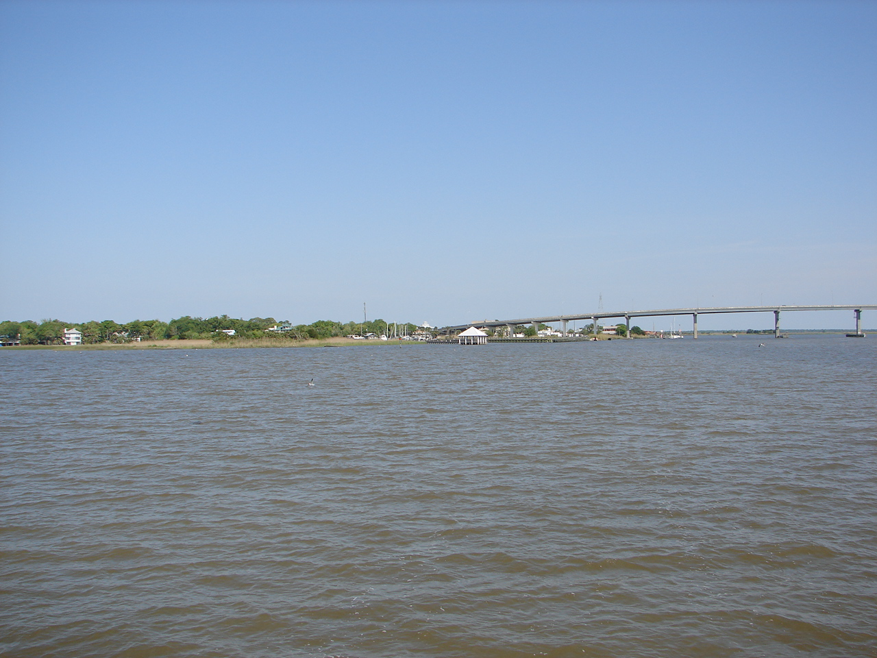 How Far Is Apalachicola From St George Island