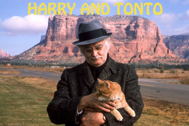 Image result for art carney in harry and tonto movie