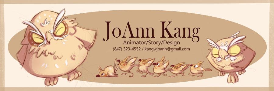 Joann Kang Portfolio