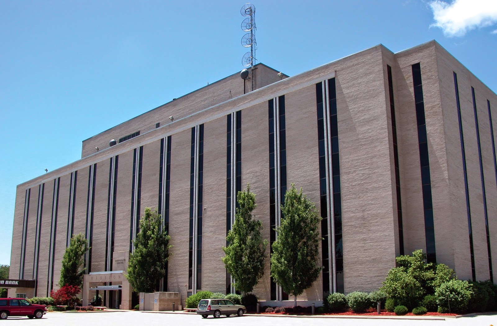 Mission Corporate Centre