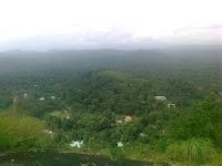kerala western ghat mountain range