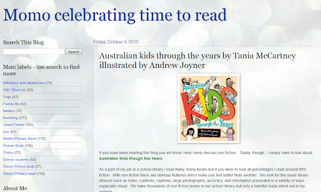 http://momotimetoread.blogspot.com.au/2015/10/australian-kids-through-years-by-tania.html