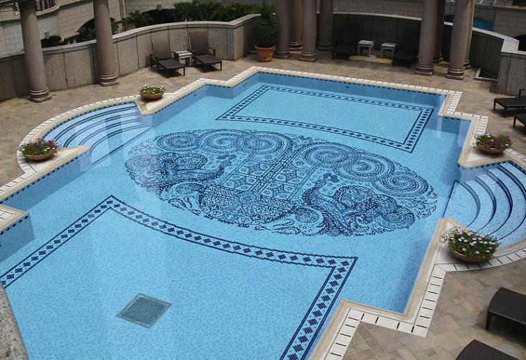 Incredible Swimming Pool Mosaic Tile Designs 758 x 518 · 93 kB · jpeg