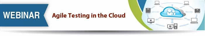 Agile Testing in the Cloud