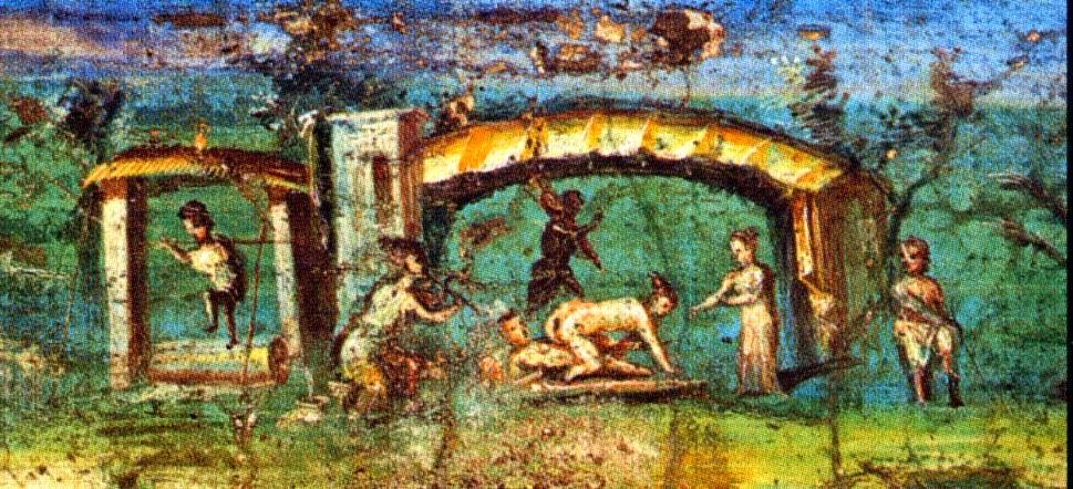 Fresco pompeyano
