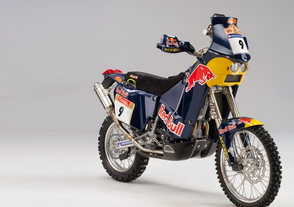 KTM 640 Adventures Redbull Latest Models