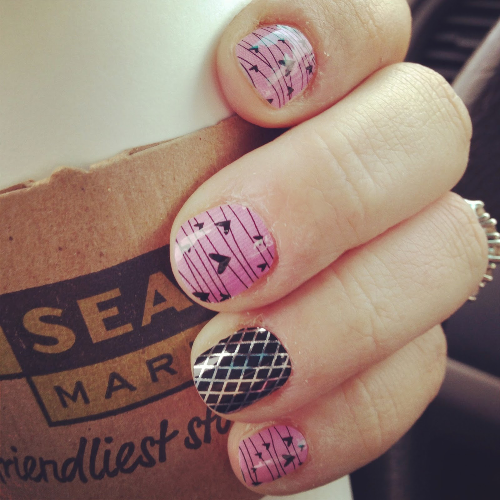 Stamping Rules!: Jamberry Application Tips