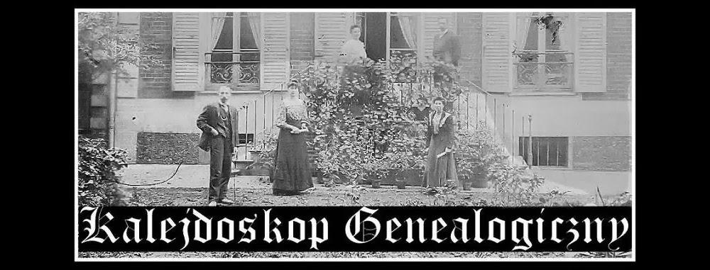 Kalejdoskop genealogiczny