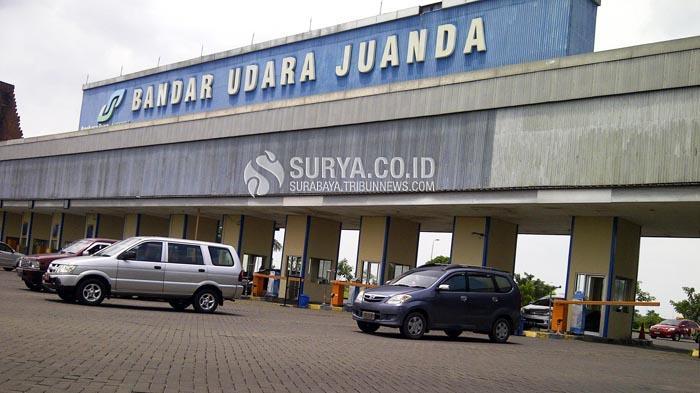 Bandar Udara Juanda International Airport Surabaya