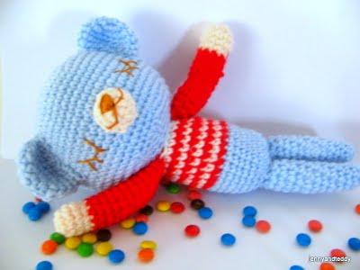 Bigú Handmade: Sackboy en crochet