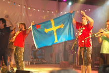 La Bandera Asturiana !!