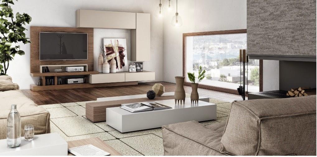 Fotografias de muebles de salon modernos - Imagenes salones modernos ...