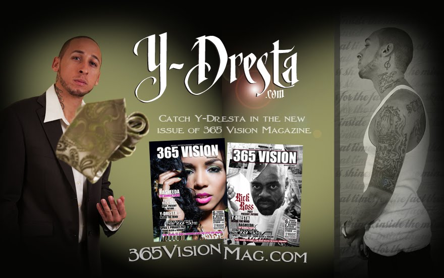 The official Y-Dresta Blog