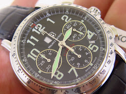 MAURICE LACROIX FLYBACK CHRONOGRAPH BIG DATE - AUTOMATIC