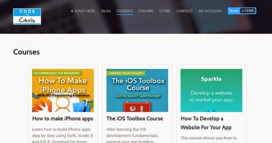 CODE with Chris − Learning iOS Programming