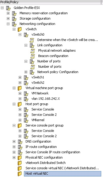 VMWare Host Profiles -Part 3
