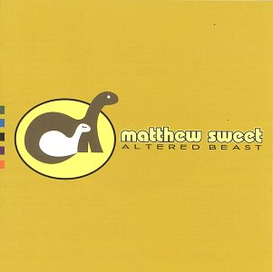 Disco MATTHEW SWEET - Altered beast