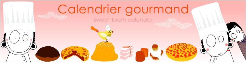 Calendrier Gourmand