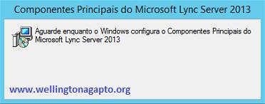 Usando o Lync Server Update Installer para atualizar o Microsoft Lync Server 2013