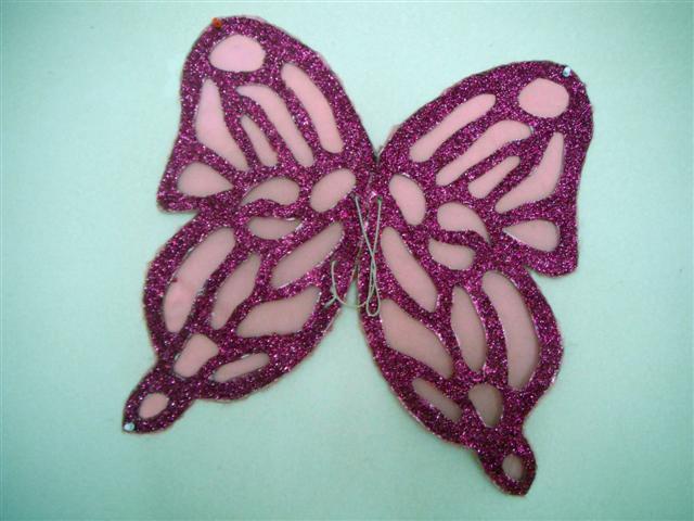 disfraz de mariposa como hacer unas alas de mariposa