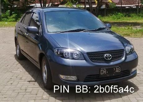 Toyota Vios Ex taksi lombok